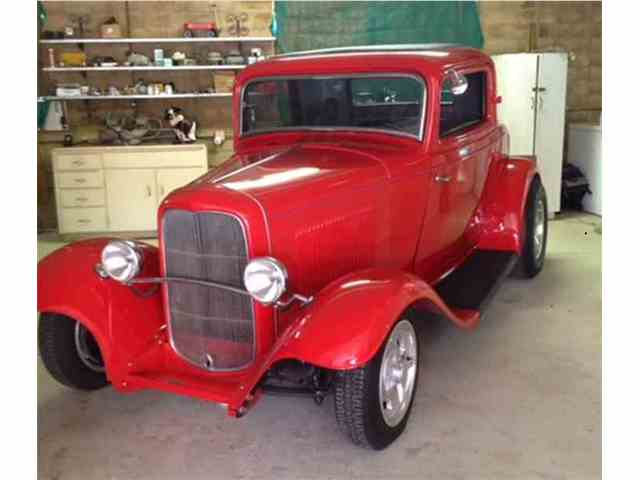 Picture of Classic 1932 3-Window Coupe located in San Diego CALIFORNIA Offered by a Private Seller - N8NB
