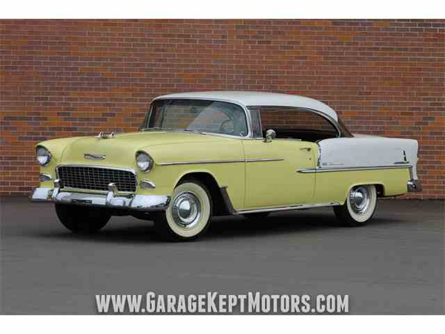 Picture of '55 Bel Air - N8NP