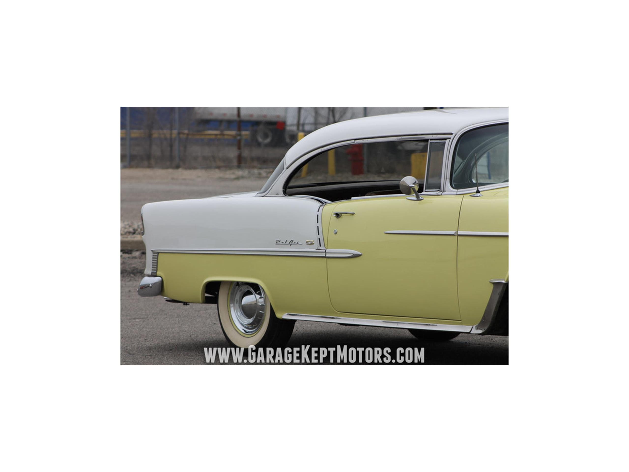 1955 chevrolet bel air for sale classiccars cc 1084309 large picture of 55 bel air n8np sciox Choice Image