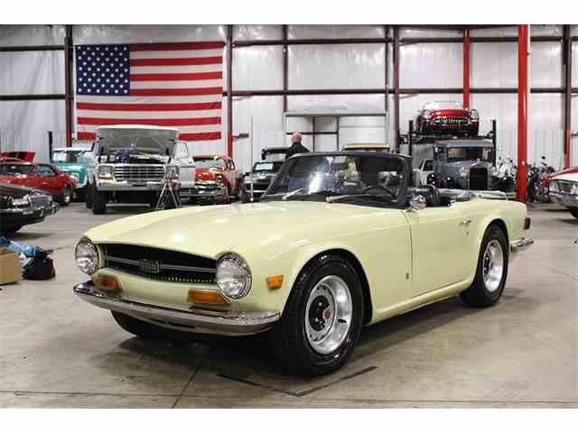 Picture of '71 TR6 - N8O1