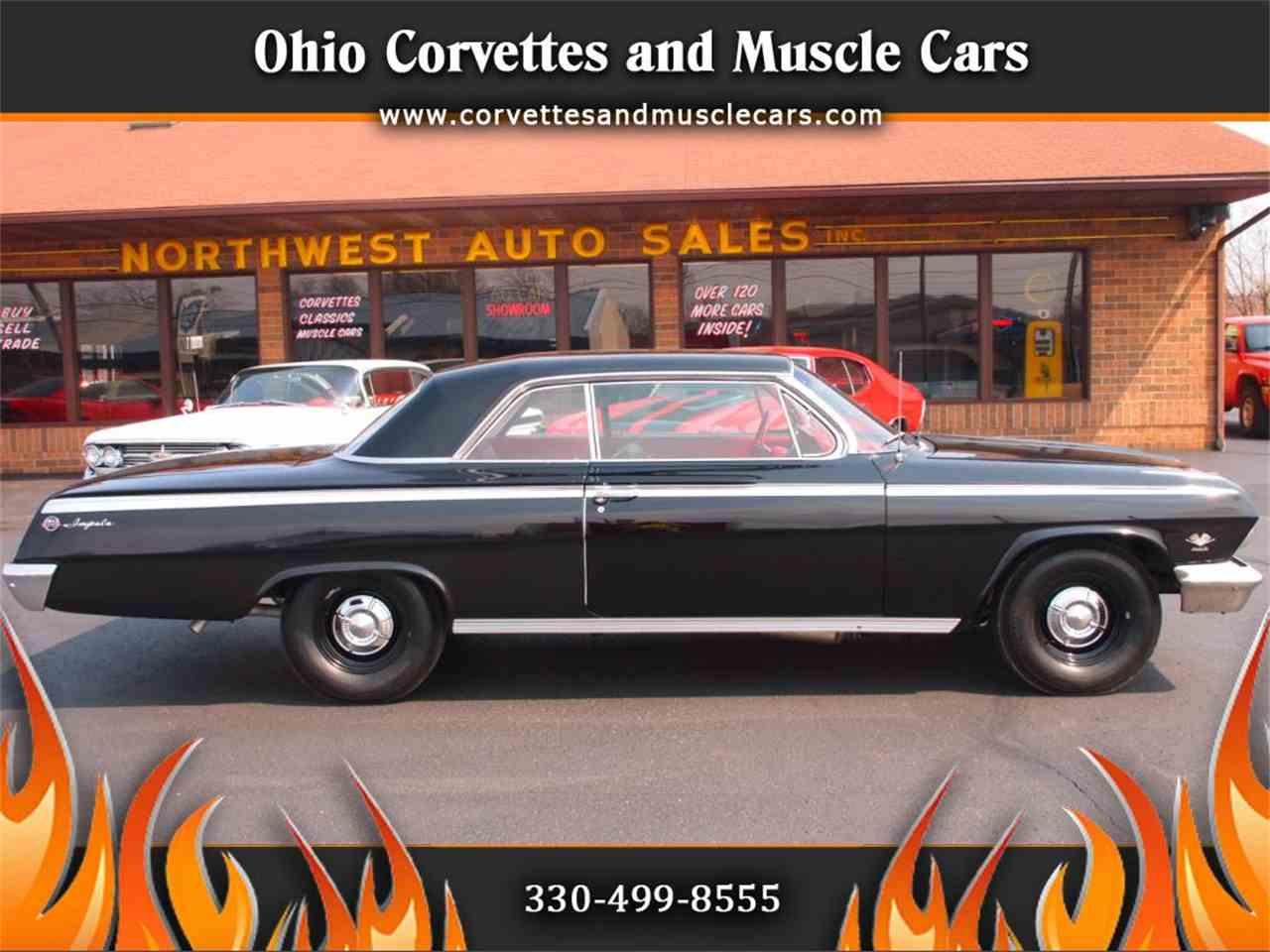 1962 Chevrolet Impala for Sale   ClassicCars.com   CC-1084325
