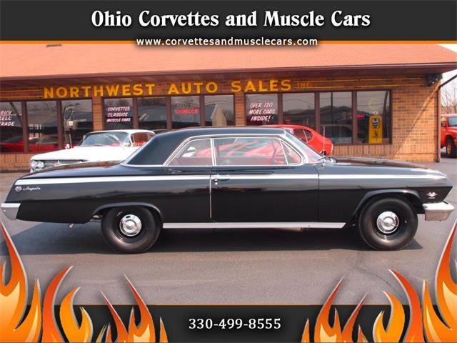 Picture of '62 Impala located in North Canton Ohio - N8O5