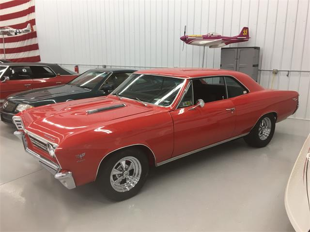 Picture of '67 Chevelle SS - N8O7