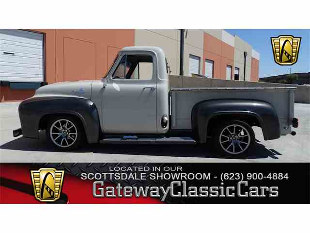 Picture of '54 F100 - N8OA