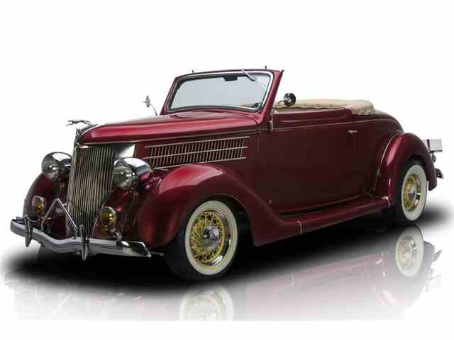 Picture of '36 Deluxe - N8OB