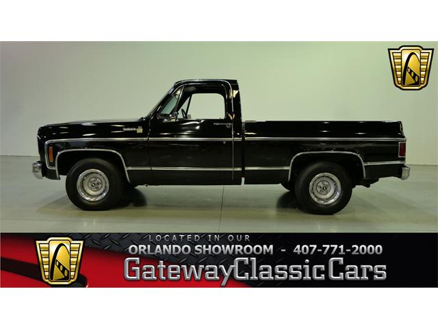 Picture of '76 Scottsdale - N8OF