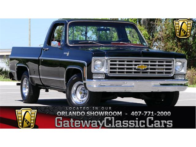 Picture of '76 Chevrolet Scottsdale located in Lake Mary Florida - $29,595.00 - N8OF