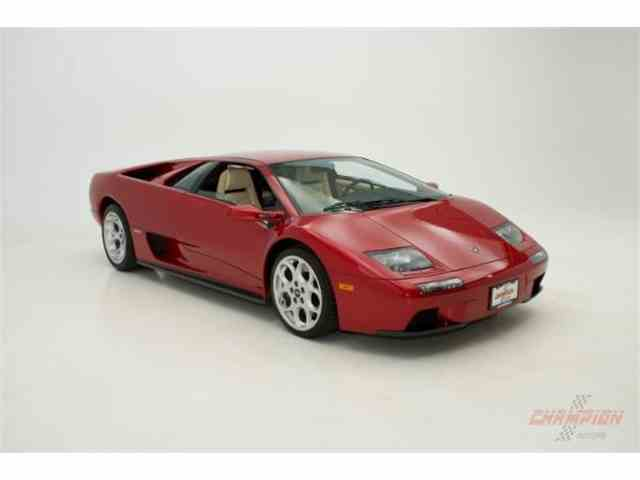 Picture of '01 Lamborghini Diablo located in Syosset New York - N8OO