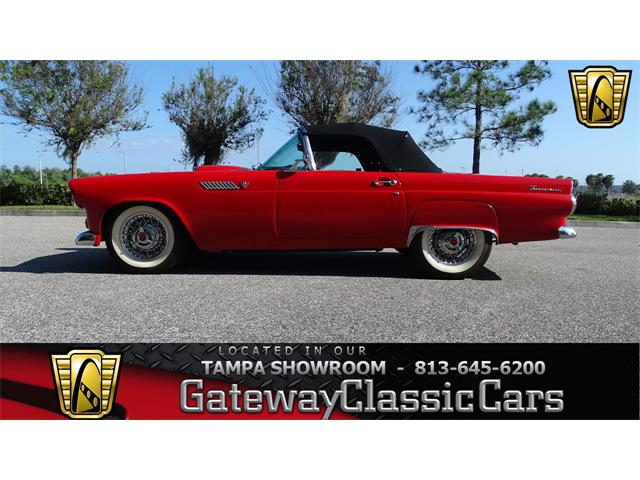 Picture of '55 Ford Thunderbird located in Ruskin Florida - $79,000.00 Offered by  - N8OS