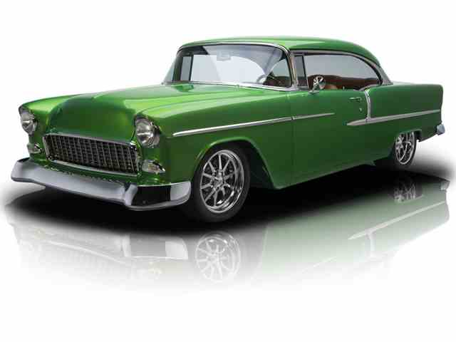 Picture of '55 Bel Air - N8OU