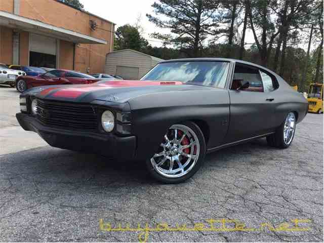 Picture of '72 Chevelle - N8OX