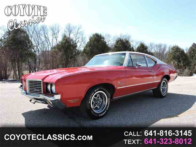 Picture of '72 Cutlass - N8P3