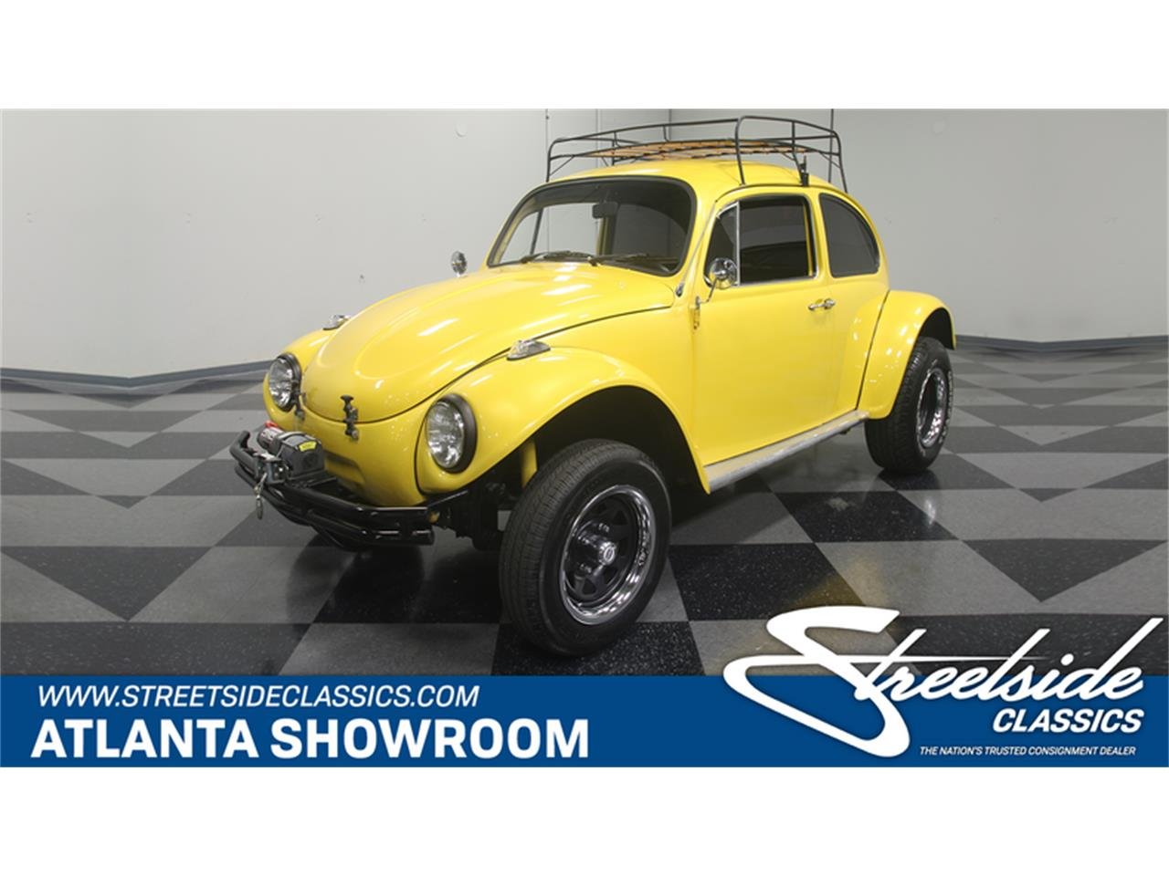 Large Picture of Classic '69 Baja Bug - $14,995.00 Offered by Streetside Classics - Atlanta - N8PC
