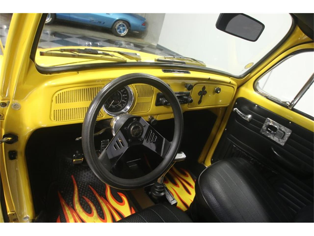 Large Picture of Classic 1969 Volkswagen Baja Bug Offered by Streetside Classics - Atlanta - N8PC