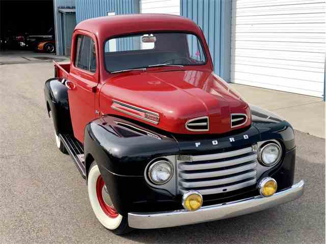 Picture of 1948 Ford F1 - $39,800.00 Offered by  - N8PE