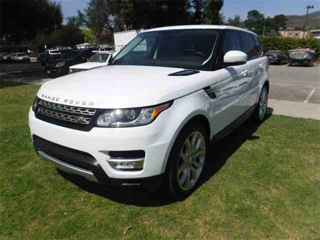 Picture of '15 Range Rover Sport - N8PN