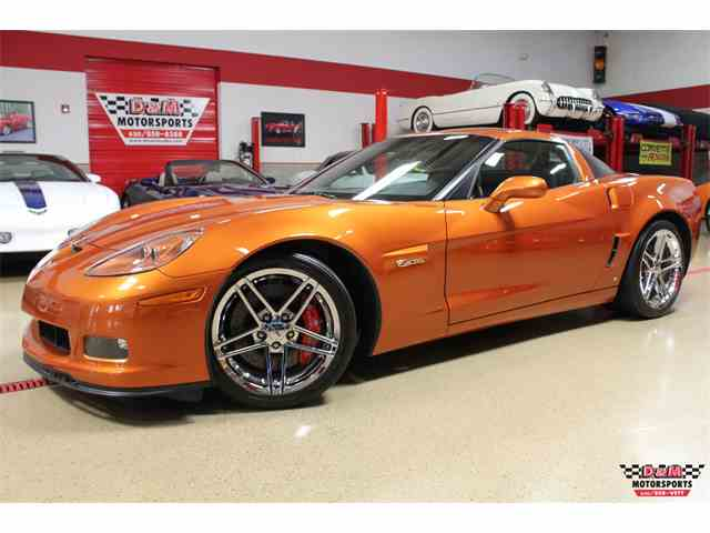 Picture of '08 Corvette - N8PW