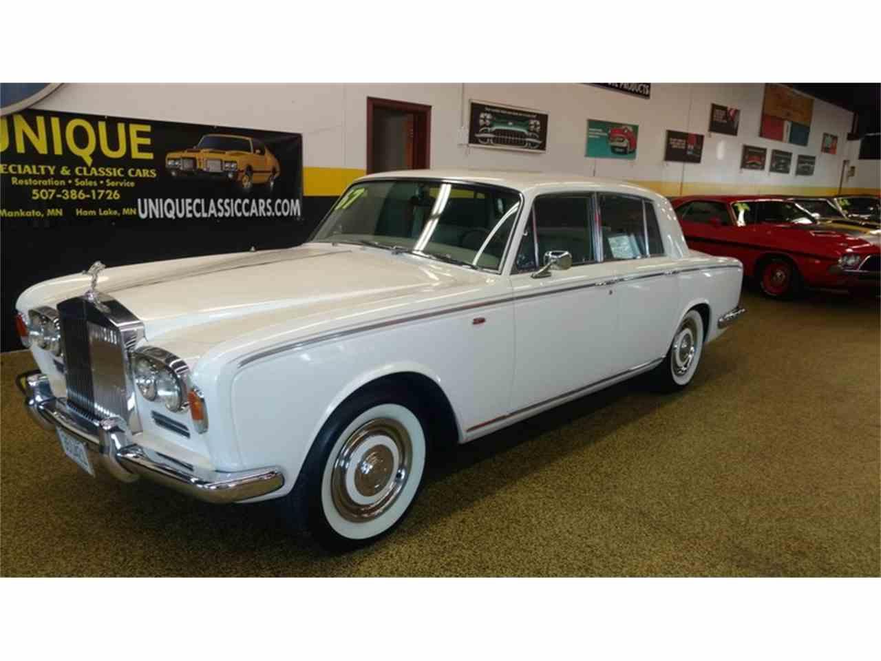 1967 Rolls-Royce Silver Shadow for Sale | ClassicCars.com | CC-1080440