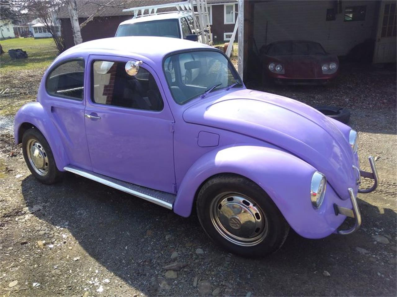 Large Picture of '74 Volkswagen Beetle Offered by Carlisle Auctions - N8QE
