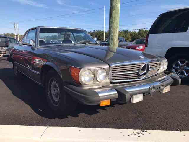 Picture of '81 380SL - N8QM