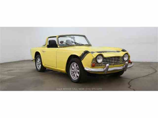 Picture of '66 TR4 - N8QO