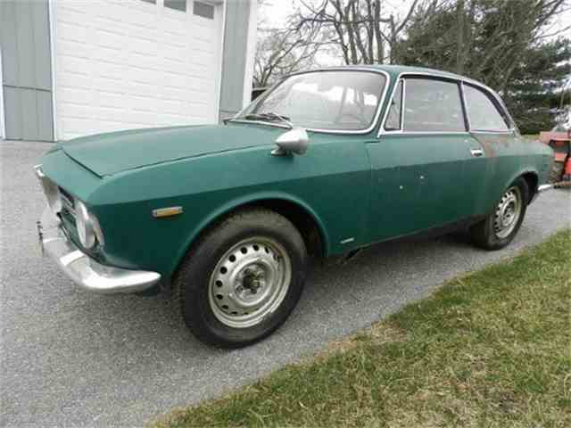 Picture of Classic '67 Alfa Romeo Giulia Sprint GT located in New York - $19,950.00 - N8QX