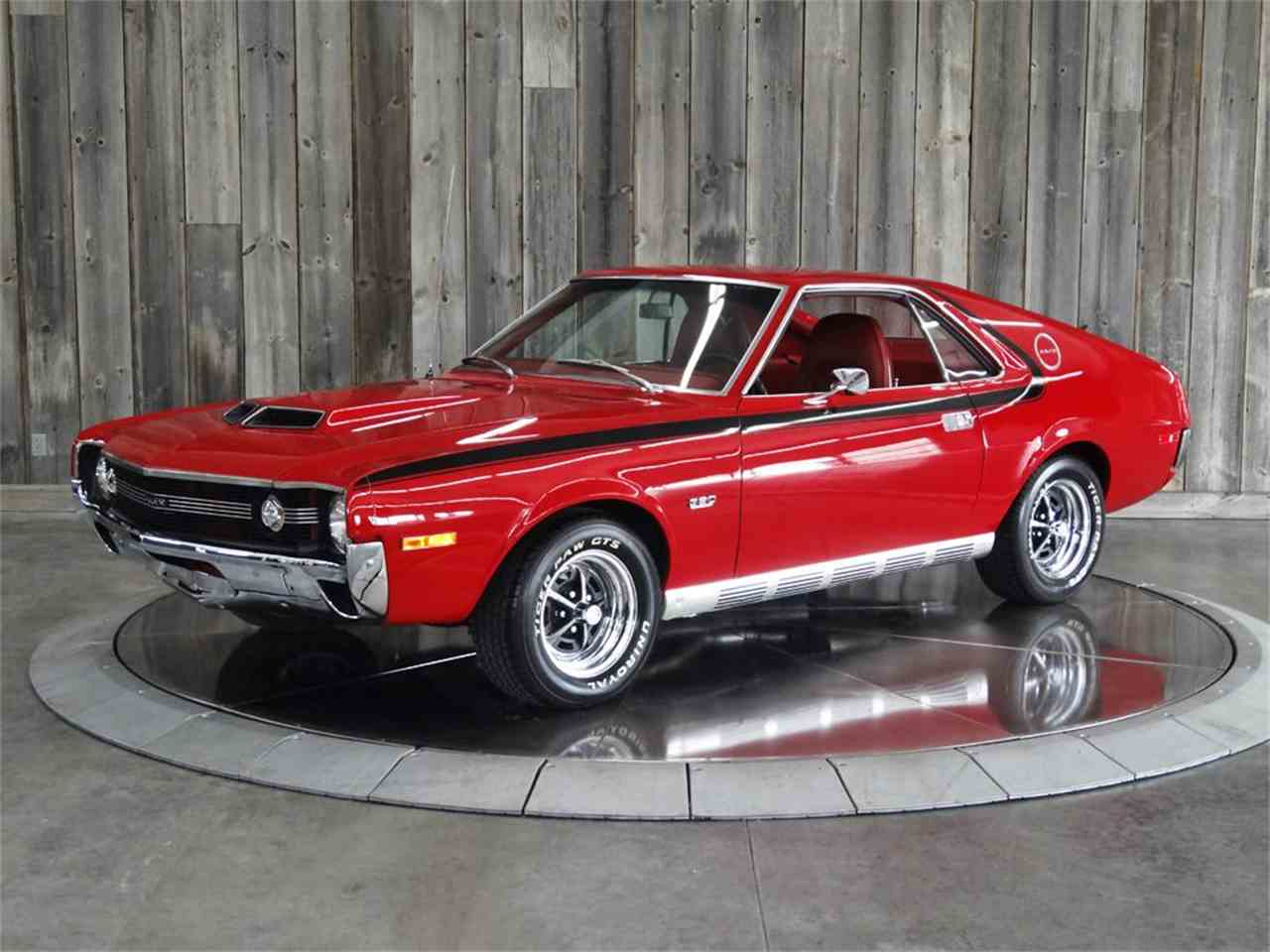1970 amc amx for sale cc 1084428. Black Bedroom Furniture Sets. Home Design Ideas