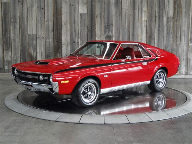 Amc Cars For Sale >> Classic Amc For Sale On Classiccars Com