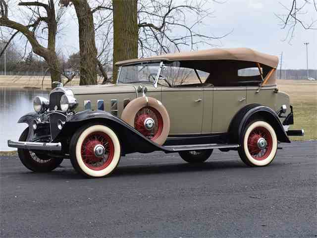 Picture of '32 BA Confederate DeLuxe Phaeton - N8R5