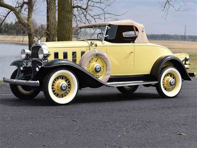 Picture of '32 BA Confederate DeLuxe Sport Roadster - N8R8