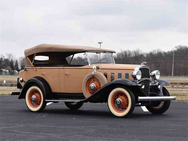 Picture of '32 BA Confederate DeLuxe Phaeton - N8RA