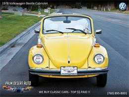 Picture of '78 Beetle - N8RD