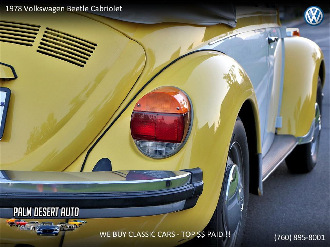 Large Picture of '78 Beetle - N8RD