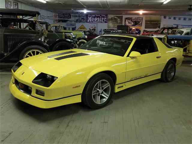 Picture of '87 Camaro IROC-Z Coupe - N8RG