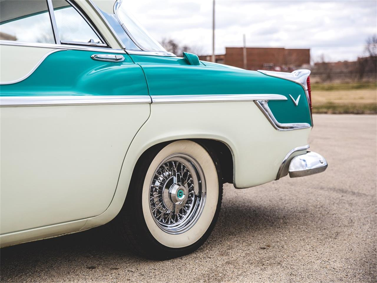 Large Picture of '55 Chrysler Windsor Offered by RM Sotheby's - N8RK