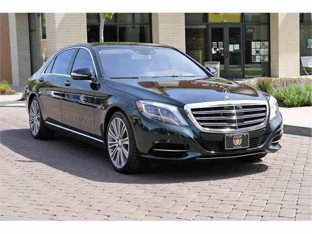 Picture of '15 S-Class - N8S1