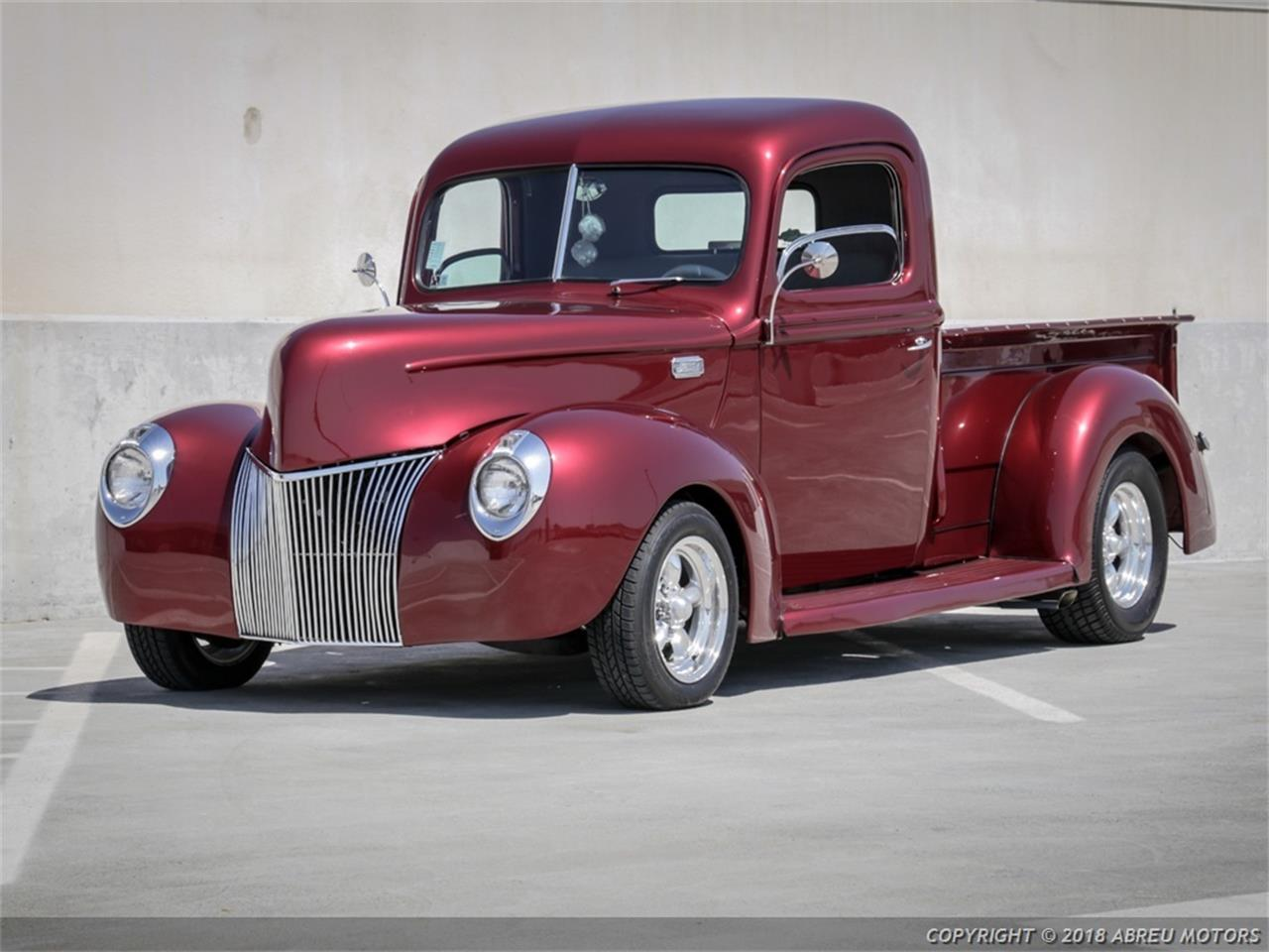 For Sale: 1941 Ford Pickup in Carmel, Indiana
