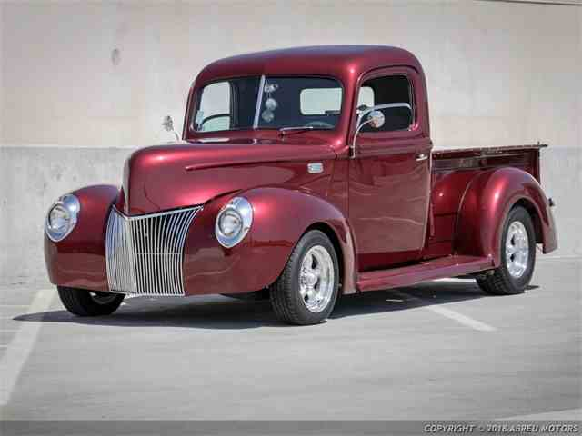 Picture of '41 Pickup - N8SI