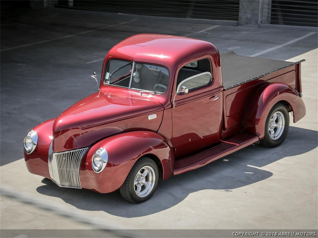 1941 Ford Pickup For Sale Cc 1084482 Vin Location Large Picture Of Classic N8si