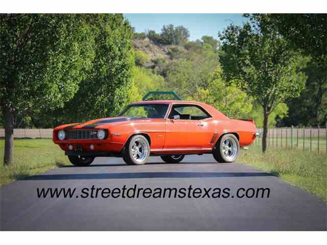Picture of Classic 1969 Chevrolet Camaro located in Texas Auction Vehicle Offered by  - N8T3