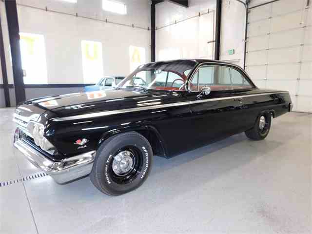 Picture of Classic '62 Chevrolet Bel Air located in Bend Oregon - $58,500.00 Offered by  - N8T5
