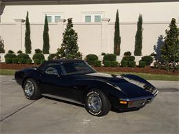 Picture of '72 Corvette located in Texas Auction Vehicle Offered by Vicari Auction - N8T7
