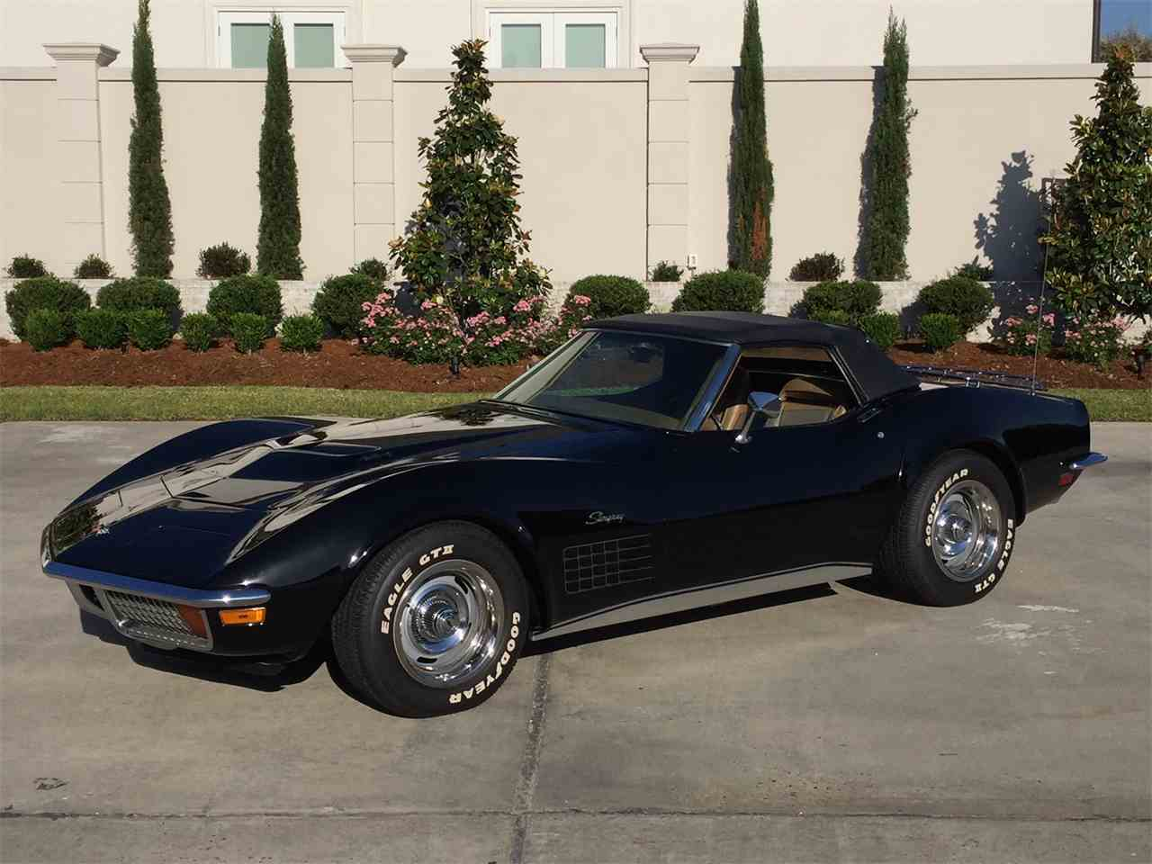 Large Picture of '72 Corvette - N8T7