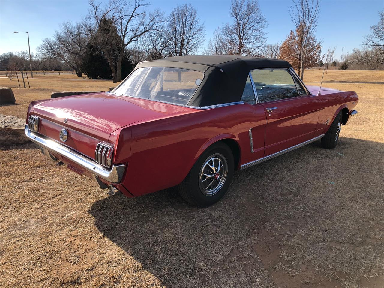 Large Picture of Classic '65 Mustang located in Texas - N8T8