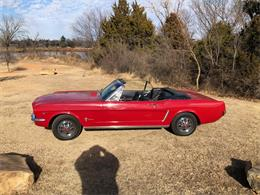 Picture of '65 Ford Mustang located in Texas Offered by Vicari Auction - N8T8