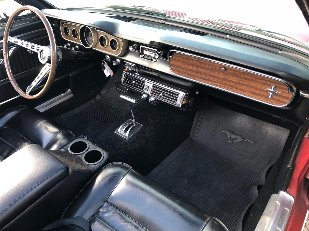 Large Picture of 1965 Mustang located in Texas Auction Vehicle Offered by Vicari Auction - N8T8