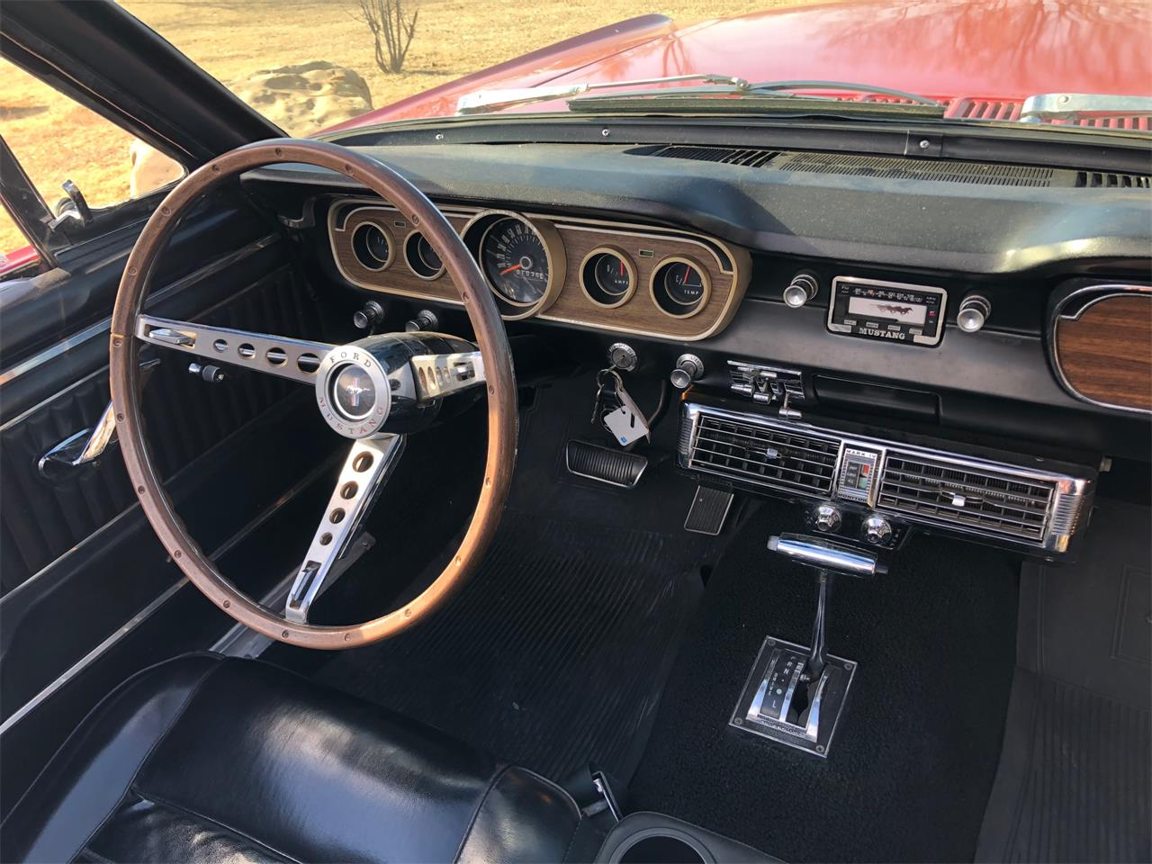 Large Picture of Classic '65 Ford Mustang located in Texas Offered by Vicari Auction - N8T8