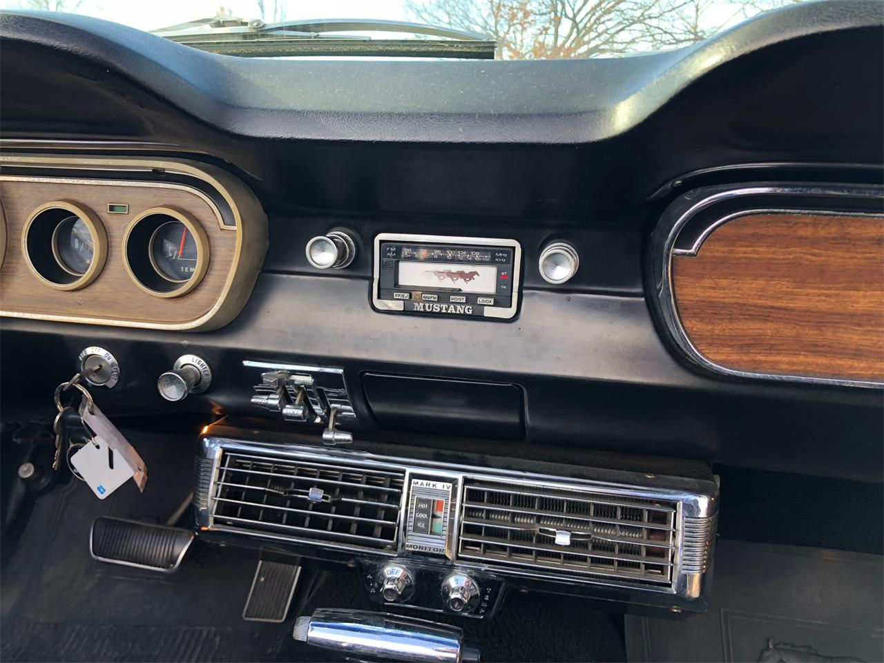 Large Picture of Classic 1965 Mustang located in Nocona Texas Auction Vehicle - N8T8