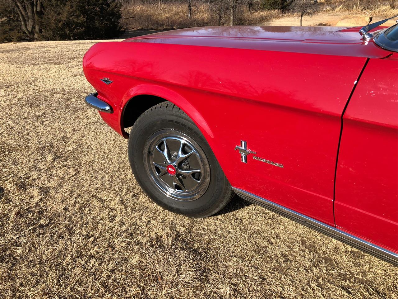 Large Picture of Classic 1965 Ford Mustang - N8T8