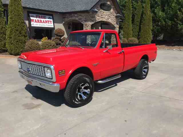 Picture of '71 C/K 10 - N8TO